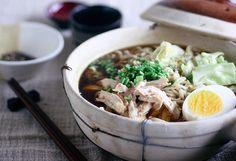 1. DIY Shoyu Chicken Ramen #healthy #recipes #ramen