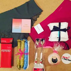 New Age Mama: Pamper Yourself During that Time of the Month with Rose War Panty Power - #Giveaway