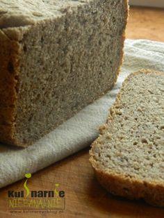 domowy chleb razowy