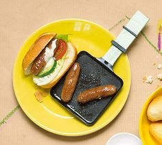 Mini-broodjes worst Gourmetrecept - Recept - Jumbo Supermarkten