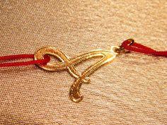 BRATARI PERSONALIZATE CU LITERE PLACATE CU AUR SI ARGINT 925, PRET 49 RON  More info on: www.facebook.com/PinguBiju