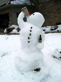 Snowman....