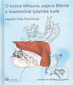 Martinus.sk > Knihy: O kočce Mňauce a pejsce Bibině (Viola Fischerová)