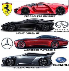 Ferrari, Infiniti, Mercedes or Subaru? Never forget to like 💞 👉 Comment everything you think 👇 ------------- @ All of the legal rights to the shot owner. Mercedes Auto, Mercedes Maybach, Ferrari F80, Carros Lamborghini, Lamborghini Cars, Futuristic Motorcycle, Futuristic Cars, Subaru, Bugatti
