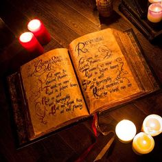 Noticed the price increase? Click here to find out why. The Book of Shadows is a witch's magic tome, containing everything from spells and potion recipes, to in