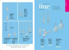 Campaign 4 -  Shop Avon Fine Jewelry for #Valentines Day❤  #Shop online @ youravon.com/4me. #Freeshipping on $40.  Place a direct order with Michelle 1-248-421-9305  #avonrep #jewelry #necklace #earrings #sterlingsilver #valentinesgifts