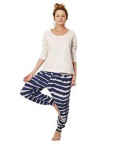 yoga pants bamboo and organic cotton
