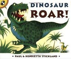 Dinosaur Roar Read Aloud Video