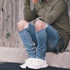 New post on Trendy Mens Fashion, Dope Fashion, Fashion Killa, Urban Fashion, Moda Streetwear, Streetwear Fashion, Adidas Ultra Boost Men, Moda Blog, Outfits Hombre