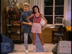 lol i remember this episode http://hellogiggles.com/wp-content/uploads/2011/09/slaters-friend-kelly-kapowski-cutout-saved-by-the-bell-350x262.jpg