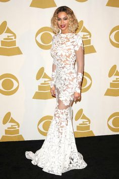 Grammy's 2014 Parties - Red Carpet Fashion - Harper's BAZAAR