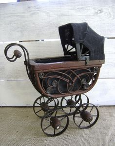 antique english baby carriages | vintage baby carriage - Google Search