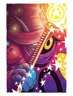 Dann Hipp - Orko from Masters of the Universe