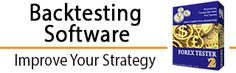 Forex Tester - software to backtest trading strategies