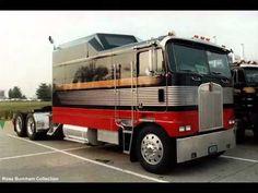 custom semi trucks | Custom Big Rig Semi Trucks - YouTube