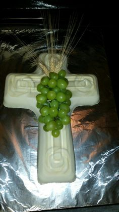 Gelatina de leche para primera comunión. Communion Cakes, First Communion, Jelly, Mexican, Dessert, Tools, 3d, Ideas, Products