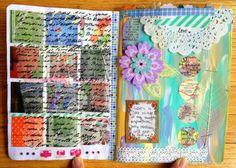 The Sketchbook Project 2013 by Olya Schmidt on Behance