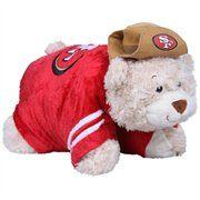 San Francisco 49ers Mascot Pillow Pet