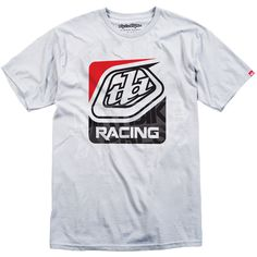 Troy Lee Designs T Shirt Perfection White