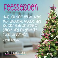 Merry Christmas Message, Christmas Messages, Merry Christmas And Happy New Year, Inspiring Quotes About Life, Inspirational Quotes, Motivational, Me Quotes, Qoutes, Afrikaanse Quotes
