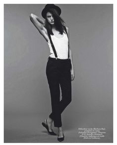 CONTRASTE: CHARON COOIJMANS BY SATOSHI FOR MARIE CLAIRE FRANCE 2 S/S 2013