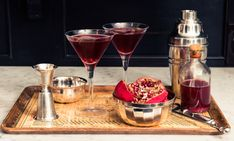Oprah Makes Us Her Favorite Cocktail http://www.thecoveteur.com/oprah-winfrey-favorite-cocktail/