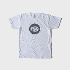 Warp Logo T-Shirt - White