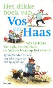 Het dikke boek van Vos en Haas - Sylvia Vanden Heede