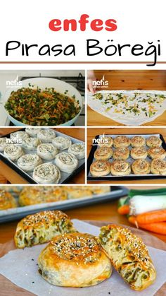 Leek Dumpling (with video) – Yummy Recipes – # 279516 - Vegetarischerezepte Yummy Recipes, No Dairy Recipes, Healthy Dinner Recipes, Appetizer Recipes, Vegan Recipes, Yummy Food, Leek Recipes, Turkish Recipes, Ethnic Recipes