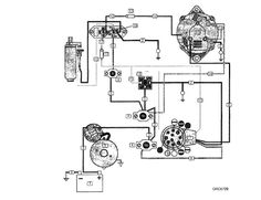 29ca8aebfc4627a8890f41dfd0320024 volvo marine volvo penta starter wiring diagram digital motor�wki pinterest marine alternator engine wiring diagram at honlapkeszites.co
