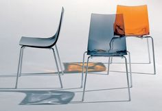 Slim Stacking Chair