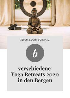 Steht ein Yoga Retreat 2020 auf deiner Wunschliste? Ist dir ein Yoga Retreat in Bali zu weit entfernt? Hier stellen wir dir 6 Yoga Retreats in Österreich vor. Ob du am liebsten Vinyasa Flow, Power Yoga oder Pranayama und Meditation übst, die Angebote sind vielseitig. Qi Gong, Yoga Retreat, Familienfreundliche Hotels, Power Yoga, Meditation, Spa, Pranayama, Bergen, Lust