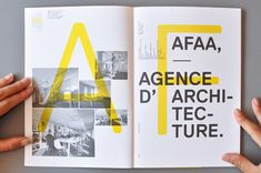 Julie Michel | Designer indépendante à Lyon | 41. AFAA Architecture