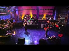 My Morning Jacket - I'm Amazed (Live on Letterman) - YouTube