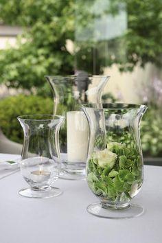 Elegantes Windlicht SYLT von Fink aus mundgeblasenem Glas. Jedes Stück ist ein Unikat. http://www.deSaive-deSign.de/Windlicht-SYLT