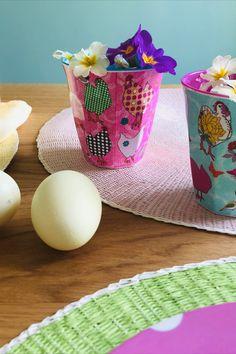 Das schöne und praktische Melamingeschirr bringt Farbe und Freude auf den Tisch Straw Bag, Bags, Food, Light Blue, Joy, Easter, Birthday, Color, Kids