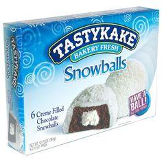 Snowballs...year round!