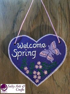Spring feeling by WEcraft on Etsy