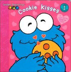 Cookie Kisses (Sesame Beginnings Series)