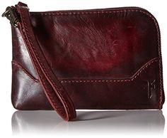 FRYE Melissa Wristlet, Wine -- Find out more about the great product at the image link.