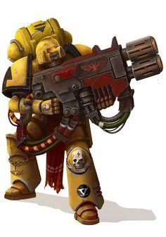 Warhammer 40000,warhammer40000, warhammer40k, warhammer 40k, ваха, сорокотысячник,фэндомы,Imperium,Империум,Devastator Squad,Space Marine,Adeptus Astartes,Imperial Fists