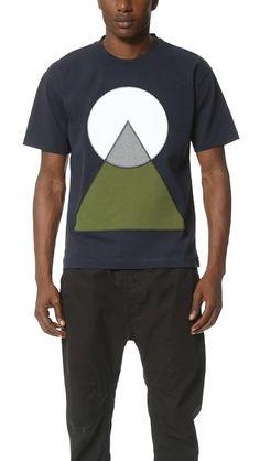 KENZO Skate Cotton Short Sleeve Tee