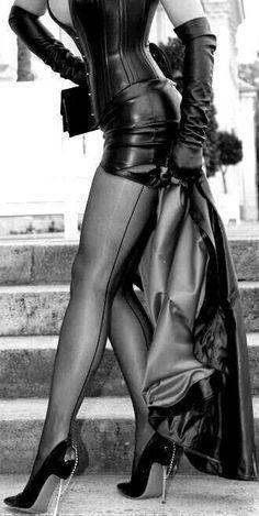 Pantyhose & Stockings : Photo