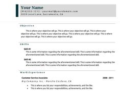 Format For Job Resume Interesting Resume Example For Job  Httpwww.resumecareerresumeexample .