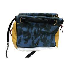 b8ae36ec0f Johan leather crossbody bag JEROME DREYFUSS Multicolour