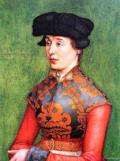 1527 Unknown Artist  Anna Durer Aged 22
