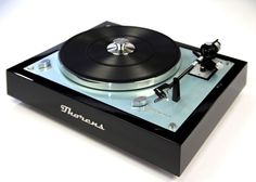Thorens TD 160 MKII Turntable Designer Piece Revised Warranty