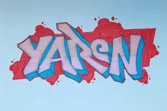 Yaren Graffiti-Simple Sketch- ByWard Graffiti, Arabic Calligraphy, Sketch, Simple, Art, Sketch Drawing, Arabic Calligraphy Art, Kunst, Graffiti Illustrations