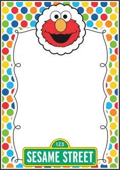 Sesame street invitations printable elmo invitations elmo birthday party printables elmo birthday party ideas by a 12 Printable Elmo Invitations Sesame Street Birthday Invitations, 1st Birthday Invitation Template, Free Invitation Templates, Templates Free, Invitation Wording, Elmo Party, Mickey Party, Dinosaur Party, Dinosaur Birthday
