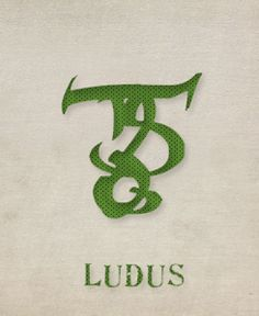Shadowhunter Love Runes: Ludus - A love that is played as a game or sport; conquest. A ludic lover wants to have fun, but doesn't necessarily want a serious relationship.